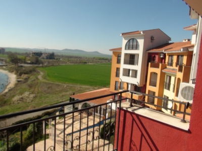 Marina Cape - 2 bedroom apartment - First line to the BlackSea