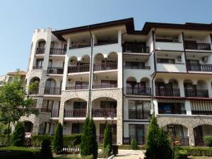 Arena 1, St. Vlas - Furnished one bedroom apartment - located next to the Sea - and the marina