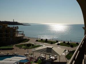 Midia Grand Resort - big one bedroom apartment - beautifull view to the beach