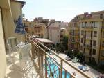 Complex Siana in St. Vlas - Fully furnished 2 bedroom apartment - with 2 balconies - only 300 meters to a sandy beach