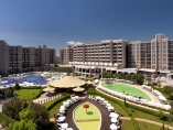 Royal Beach Barcello - One bedroom apartment - View to the swimming pool - partly seaview