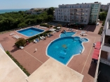Sarafovo Residence - Furnished 3 bedroom penhouse apartment - Located in a complex which is open all year