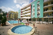 Blue Marine - Nicely furnished holiday aparmtent - Located in Sunny Bech south - Close to the Cacao Beach