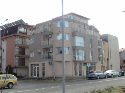 Nessebar - Cherno More - 2 bedroom  penthouse apartment for permanent living - view to the Black Sea - 215m2