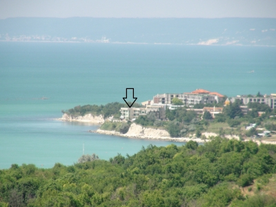 Golf Coast - Furnished holiday apartment - first line to the Black Sea - Located north of Balchik - close to 3 golf courses