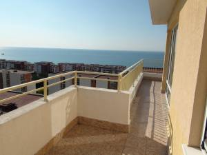 Crown Fort Club - Furnished one bedroom holiday apartment - Huge terrace - Seaview