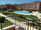 Magic Dreams - 3  bedroom duplex  holiday apartment on 123 m2 - View to the swimming pool