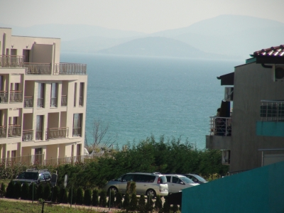 REERVERT - Sarafovo Residence Annex - nicely furnished 2 bedroom apartment - Located in a complex which is open all year - Seaview